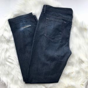 Joe's Jeans The Brixton / Anton Dark Wash Jeans